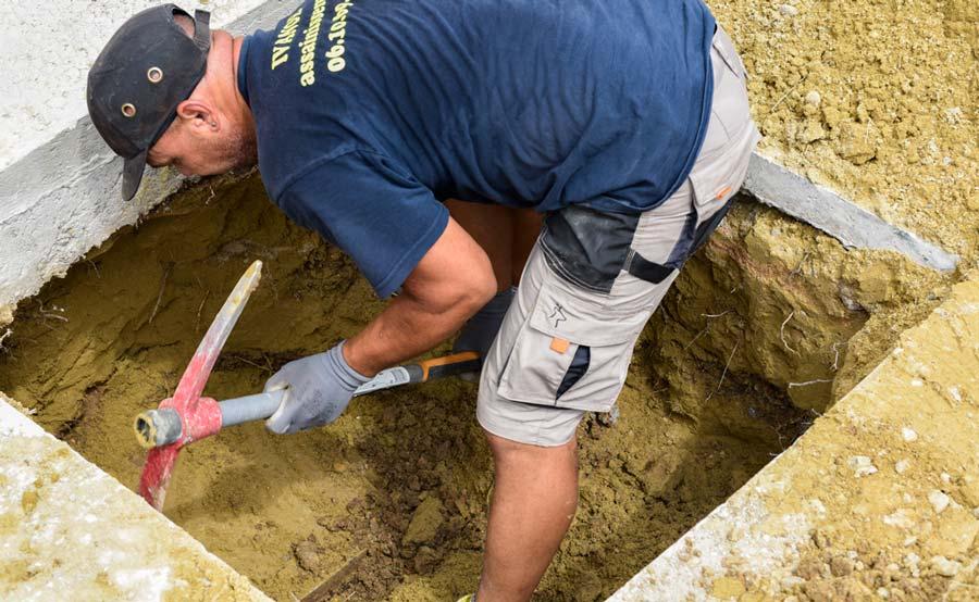 Ivanoé Assainissement réparation canalisation